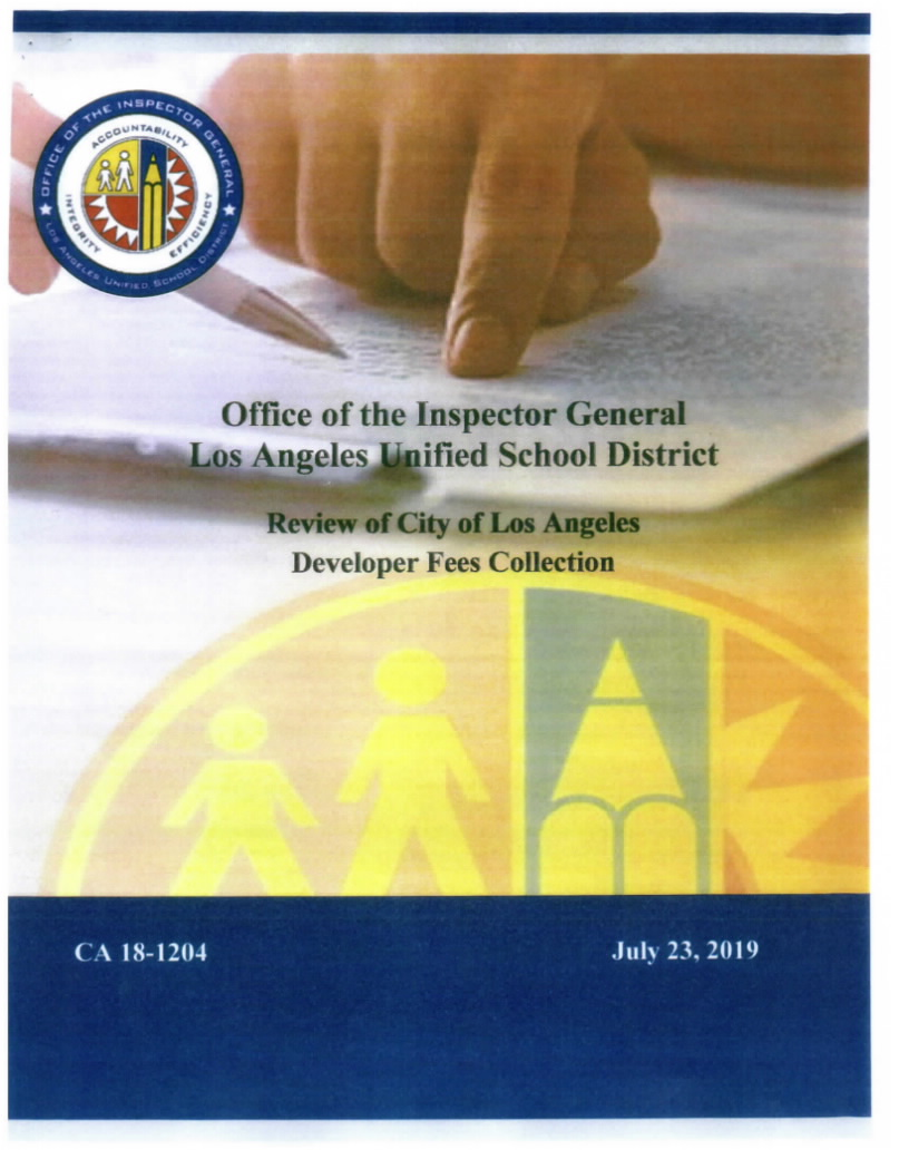 Document 'CA 18-1204 City of Los Angeles Developer Fees Collection.pdf'